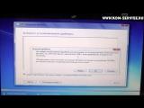 Ошибка при установке Windows 7- Не найден необходимый драйвер. Решение.