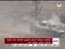 Ближний бой Хезболлы и Jabhat Fateh al-Sham к югу от Артиллерийского колледжа