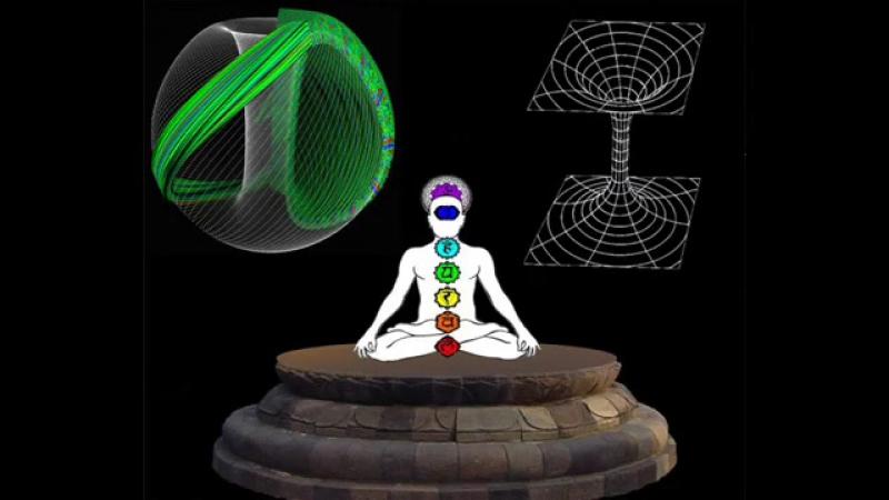 Машина времени (Колокол). Принцип действия: активация чакр, энергия Врил- Мер Ка Ба.