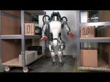 Один день из жизни робота
