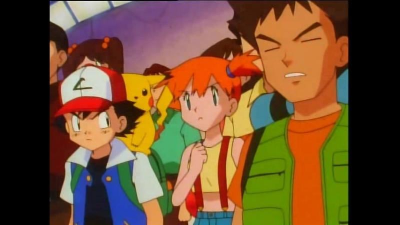 Мультик Покемоны|Pokemon 1 сезон 19 серия