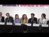 Bridget Joness Baby Press Conference (Renee Zellweger, Colin Firth Patrick Dempsey)