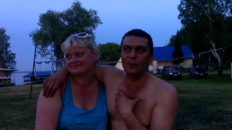 Маришка и Артур Балояны