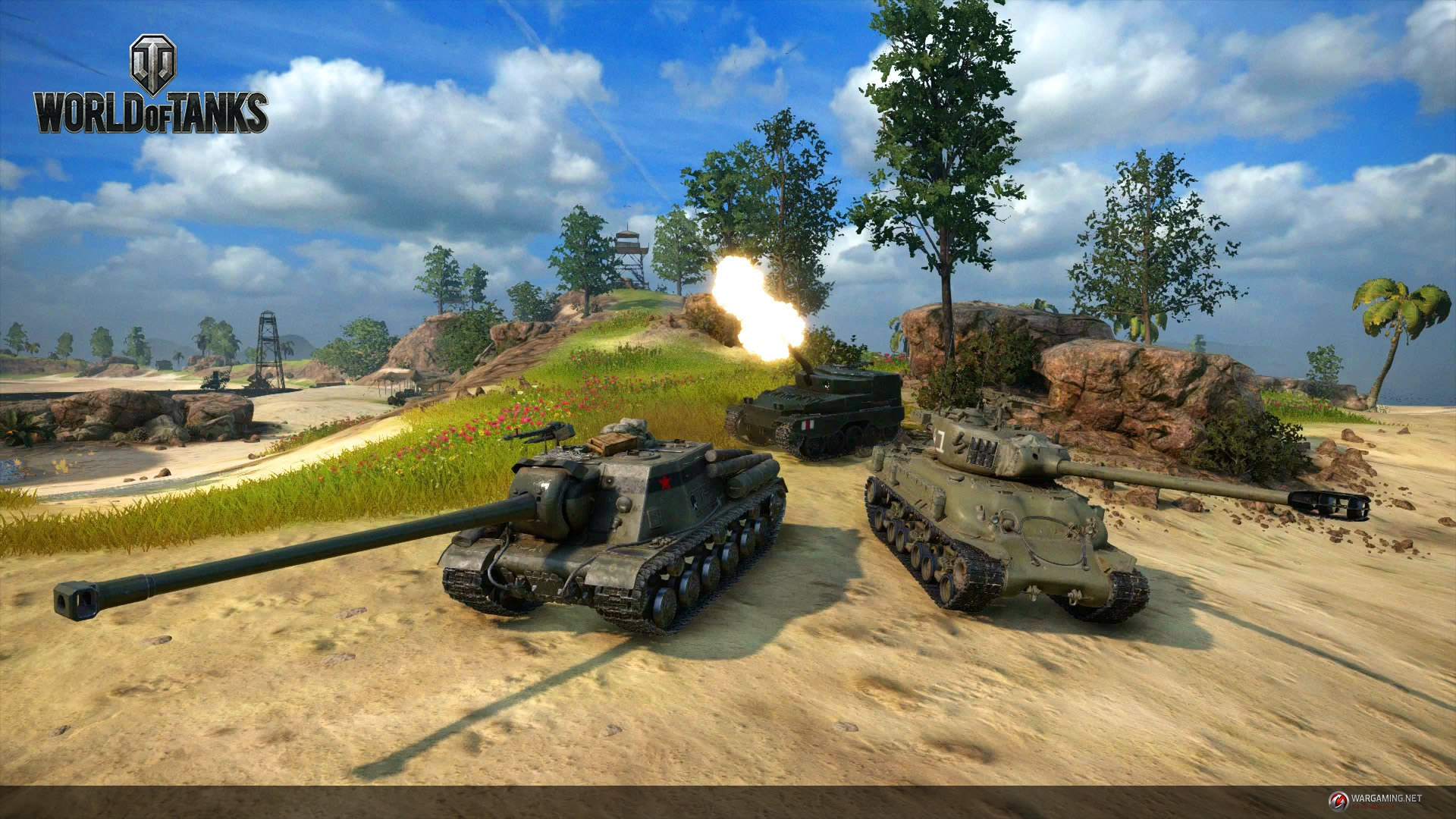 Stats of Upcoming WoT Console Premiums – The Armored Patrol