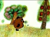 Песня из мультфильма Винни-пух. Песенка-Винни-пуха