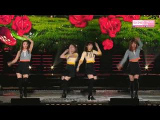 [2016.11.27] Red Velvet - Russian Roulette, Dumb Dumb | 2016 Super Seoul Dream Concert
