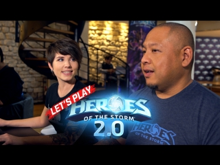 Lets play Heroes 2.0!