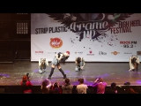 Lua Soldiers dance show on FRAME UP FESTIVAL 2016