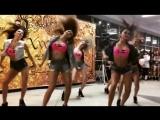 Танцевальная школа Инфинити на дне рождении бара ХХХХ