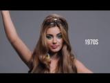 Как менялись стандарты женской красоты в Испании за последние 100 лет?