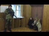 Освобождение заложников постановка режиссёр Макаров ч1