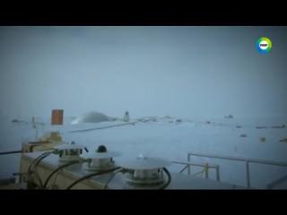 В антарктиде обнаружены вмёрзшие в лед НЛО.Все тайны континента
