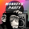 MONKEYS' PARTY 22/04/17