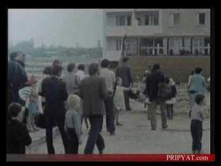 Припять, Чернобыль. Эвакуация и мёртвый город Chernobyl