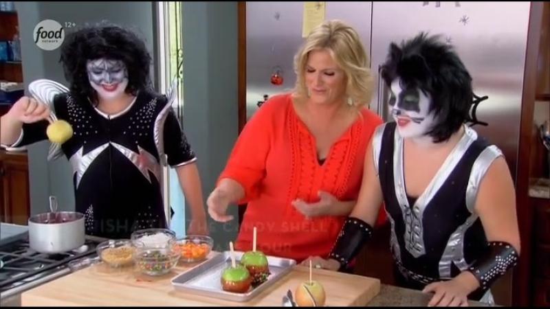 Домашние блюда от Триши, 2 сезон, 2 эп. Блюда в честь Хэллоуина