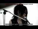 Blood - Deathgaze Romanji lyrics / Sub español