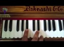 Harmonium Tutorials on Vaishnav Bhajans Ga12 Hare Krishna Raag Puriya Dhanashree Evening J