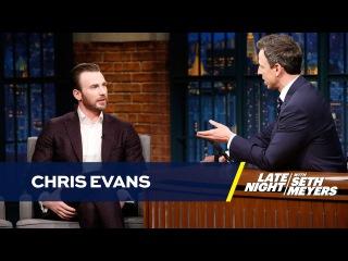 Chris Evans Had a Twitter War with David Duke