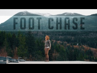 FOOT CHASE - A Short Action Scene