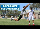 Explosive Outdoor Plyometric Workout Become An Athlete The Lost Breed