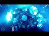 VADER@Silent Empire-James Stewart-Live in Poland 2016 (Drum Cam)