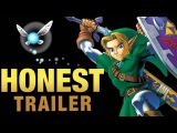 ZELDA OCARINA OF TIME (Honest Game Trailers)