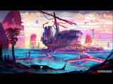 George Tsaliagos - Shivering Dawn [Fantasy Celtic Music]