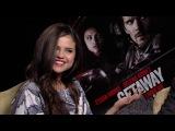 GETAWAY Interview Ethan Hawke and Selena Gomez