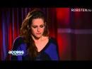 Интервью с Кристен Стюарт для Access Hollywood(рус.суб.)