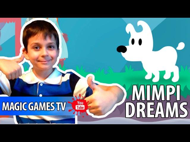 Приключения отважного щенка Мимпи | Mimpi Dreams - Спасаем мышей из лаборатории ▶ИГРЫ ДЛЯ ДЕТЕЙ