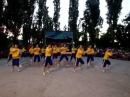 Україно вперед Луна вболіває за наших