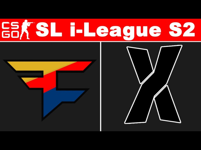 FaZe vs X - SL i-League S2 Europe Qualifier - bo3 - map1