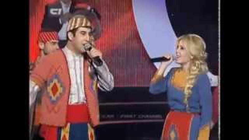 Ruben Sasunci, Gohar Hovhannisyan - Urfayi katak erg