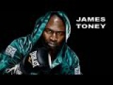 17 James Toney vs Toby Tyler Full Fight 05.04.1990
