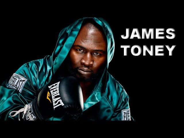 32 James Toney vs Glenn Wolfei / Full Fight 11.04.1992