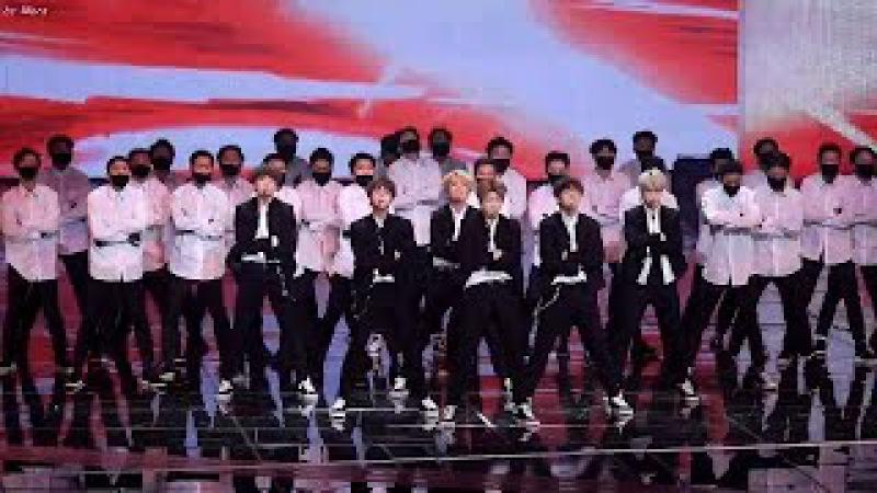 161229 방탄소년단 (BTS) - 서태지와 아이들 교실 - 이데아 [전체] 직캠 Fancam (2016 KBS 가요대축제) b