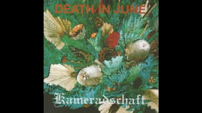Death In June to drown a rose(John Balance on lead vocals mix)