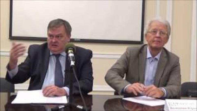 Евгений Спицын в РЭОШ: Генезис капитализма в России