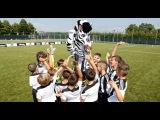 Jay lights up Juventus Camp - Che divertimento allo Juventus Camp di Vinovo, con Jay!