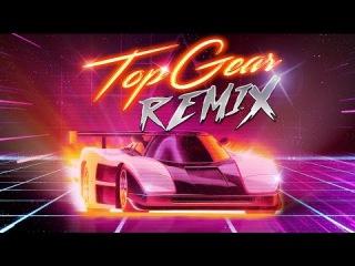 Top Gear Remix (Snes) - Track 1 Synthwave / Retrowave Remix