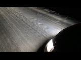 Фонарь-монстр 8000 люмен против дальнего света Авто  Flashlight 8000 lumens test