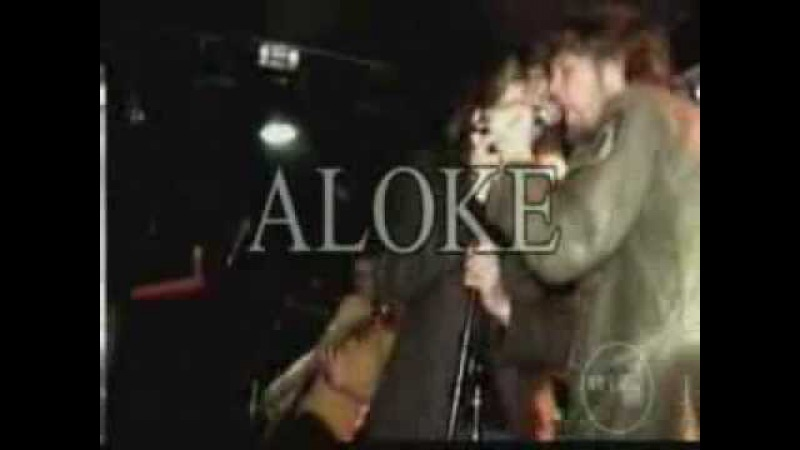 ALOKE — All That Ever Was (w Michael Pitt Ryan Donowho)