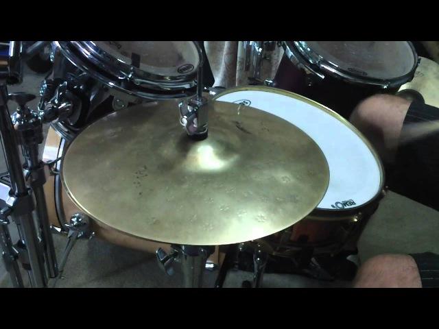 13 Zildjian Z Custom Hi Hat cymbals