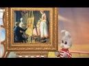 История искусств вместе с Хрюшей Детский портрет Детская передача про искусс