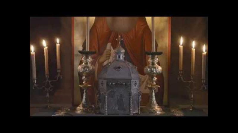 Прп. Силуан Афонский и чудотворная икона Спасителя из Русского Пантелеимонова монастыря на Афоне