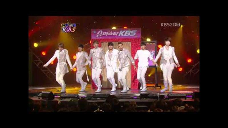 110313 [cut] Infinite - BTD (trot ver) (Comedy Big League)