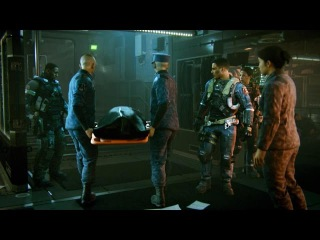 Call of Duty Infinite Warfare - Возмездие : Итоги. Рууская Озвучка