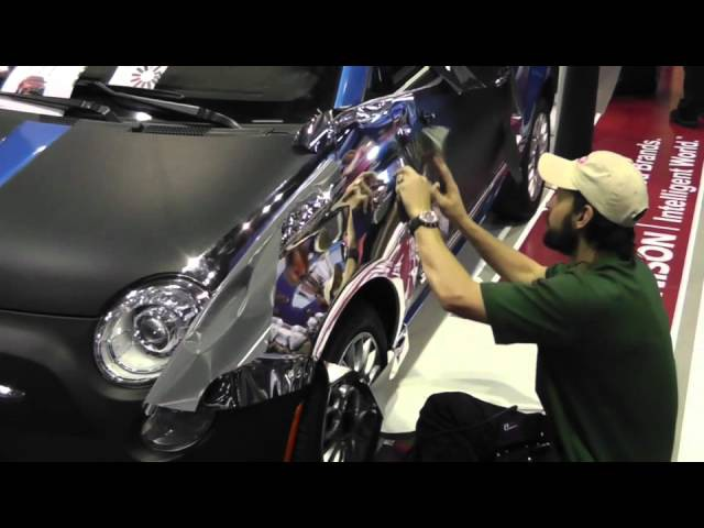 Avery Dennison Conform Chrome Fender