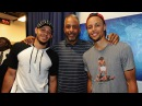 Steph, Seth, Dell All Hit a 3-Pointer Tonight The Curry Familys Big Night