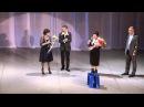Награждение Орденом Верность и Вера Александра Тихановича и Ядвиги Поплавской ДК МАЗ